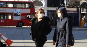 W Londynie od środy najwyższy poziom restrykcji epidemicznych