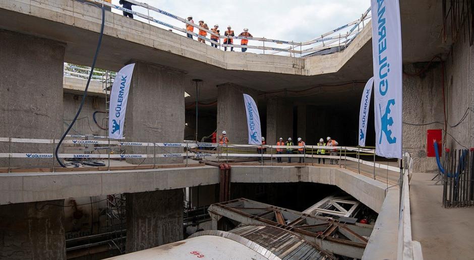 Koronawirus opóźni budowę metra w Warszawie
