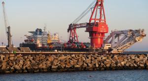 Amerykanie ostrzegają niemiecką firmę przed surowymi sankcjami za Nord Stream 2