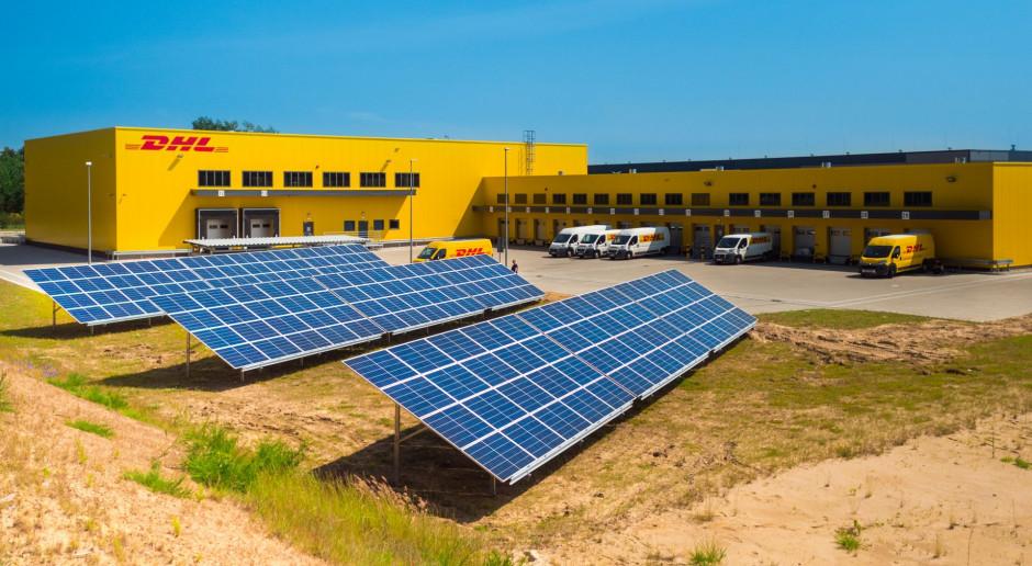 DHL Parcel Polska wyprodukuje prąd z OZE
