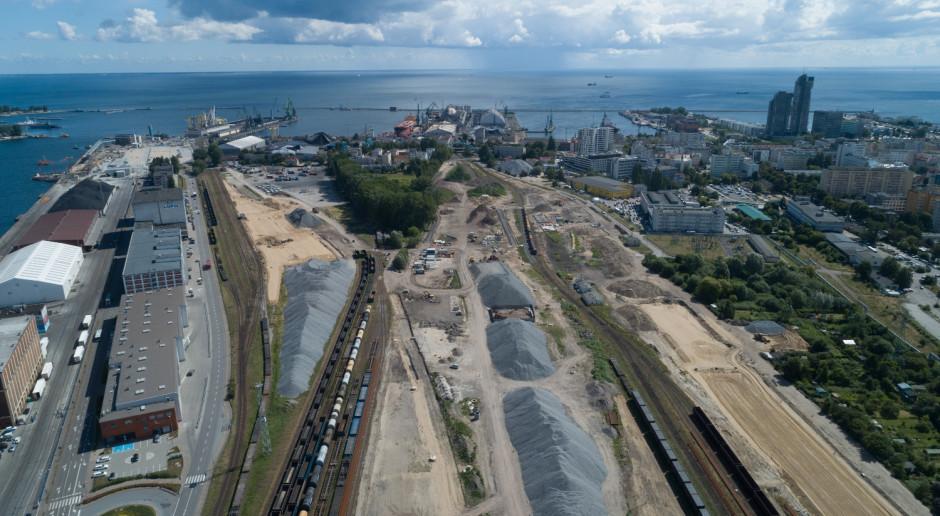 PKP PLK rozbudowują trasy do polskich portów