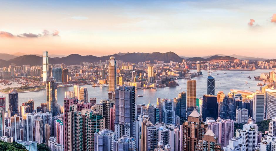 Władze Hongkongu: nie damy się zastraszyć sankcjami USA