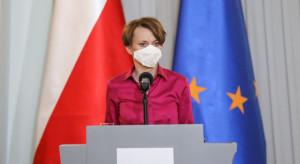 Jadwiga Emilewicz: Polityka miecza, czyli stawiamy na inwestycje