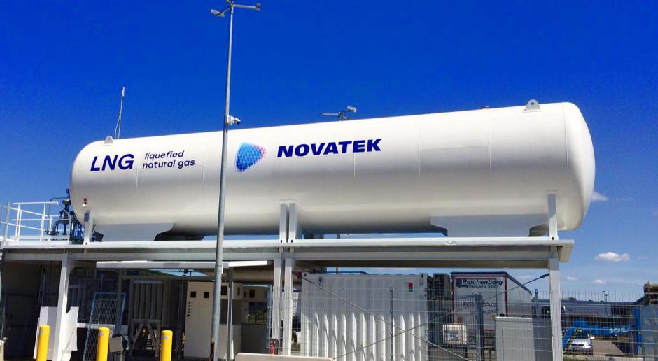 Tankowanie rosyjskiego LNG w Niemczech coraz łatwiejsze