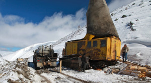 Rozpoczęła się budowa największej rosyjskiej kopalni miedzi