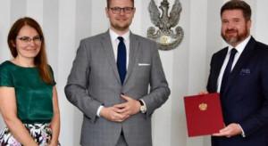 Norbert Lenkiewicz został powołany na Głównego Geologa