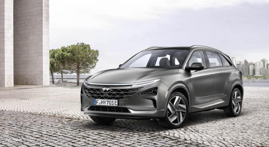 Hyundai zapowiada nowe pojazdy elektryczne Ioniq i zyskuje na giełdzie