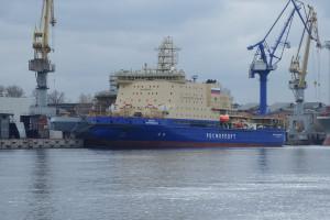 Po Bałtyku będzie pływać najmocniejszy w historii lodołamacz konwencjonalny