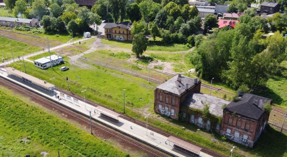 Za blisko 230 mln zł Dąbrowa Górnicza zyska węzeł przesiadkowy przy głównym dworcu