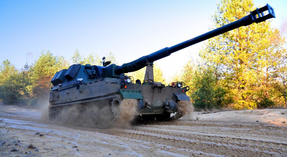 Wojsko zamawia dwie dodatkowe haubice Krab