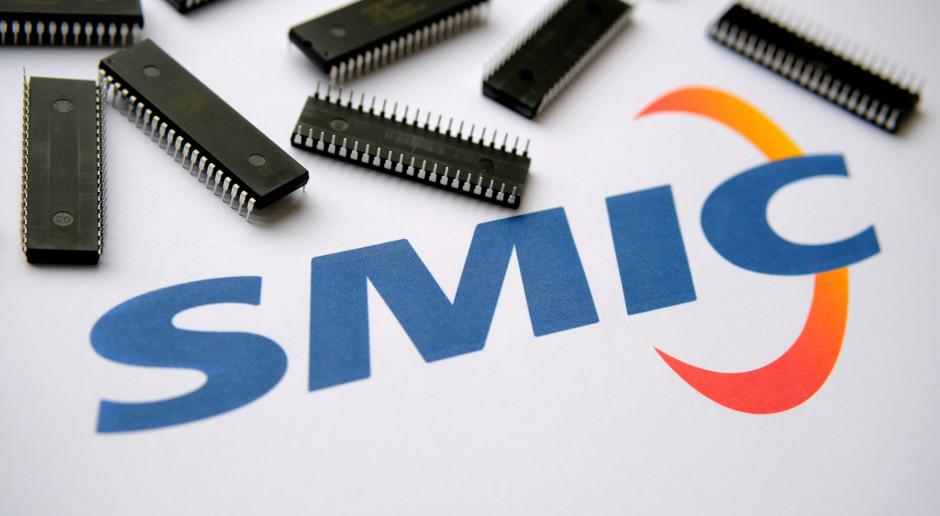 Akcje SMIC ostro w dół - powodem możliwość wpisania na czarną listę USA