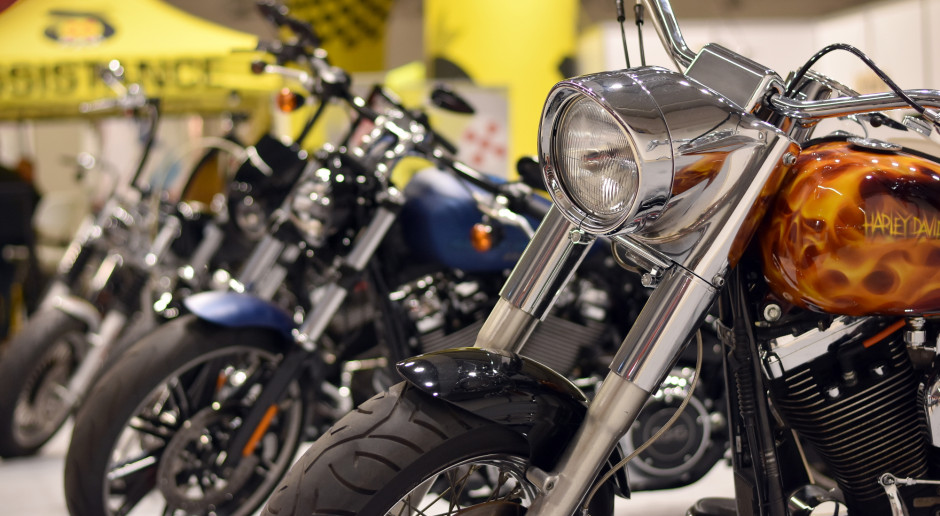 W lipcu zarejestrowano więcej nowych motocykli niż przed rokiem