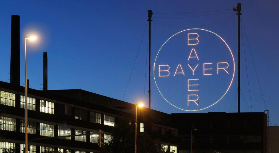 Bayer z wielką stratą, ale prezes zadowolony