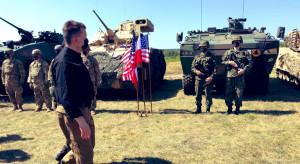 Polsko-amerykańskie ćwiczenia wojskowe. Szef MON: razem jesteśmy silniejsi