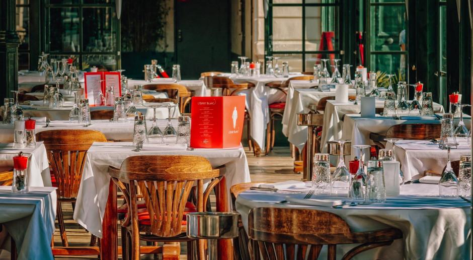 Rośnie zadłużenie hoteli, restauracji i firm cateringowych