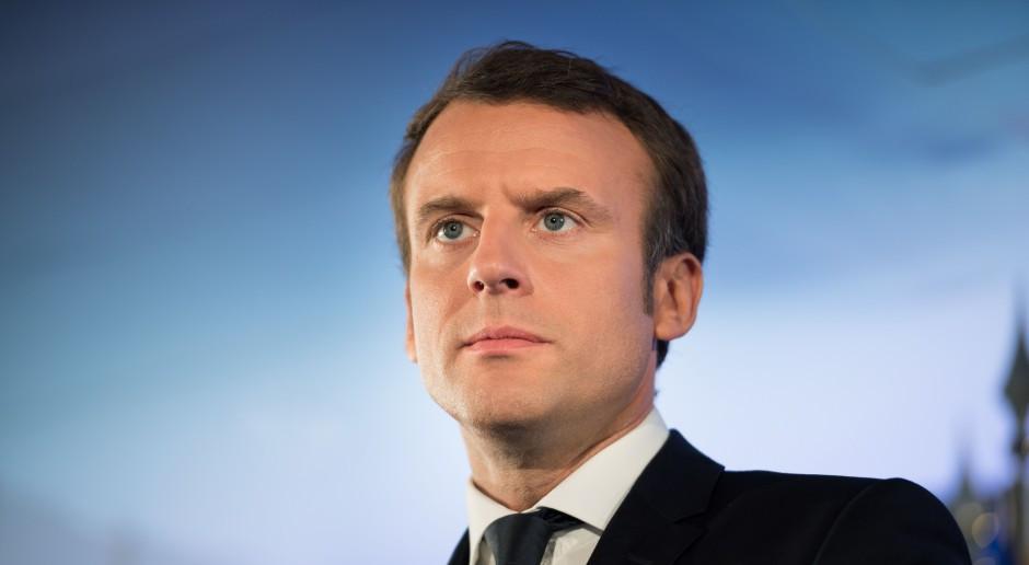 Macron: wzmocnimy siły marynarki wojennej na Morzu Śródziemnym