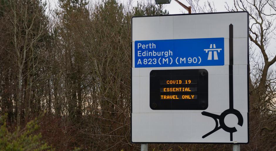 Epidemia zwiększa poparcie Szkotów dla niepodległości
