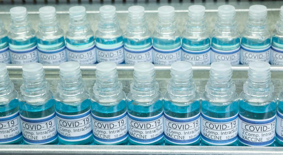 Przygotowania do masowej produkcji szczepionek p. COVID-19 już trwają