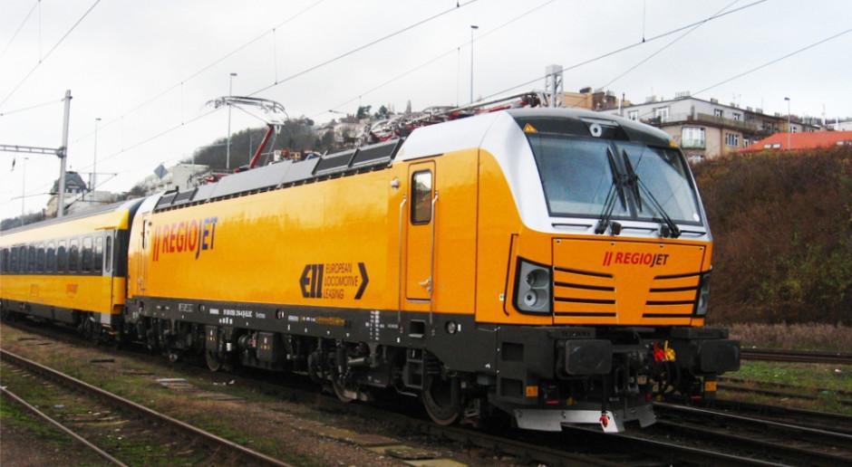RegioJet planuje uruchomić połączenie na trasie Kraków-Warszawa