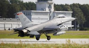 Kolejna rotacja pododdziału amerykańskich lotników w Polsce