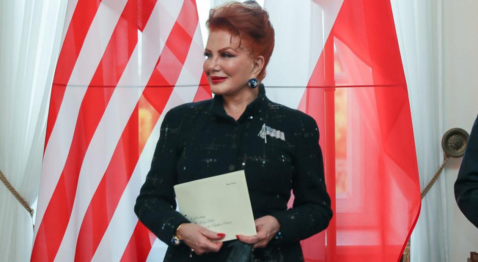 Georgette Mosbacher o podpisaniu umowy o współpracy obronnej