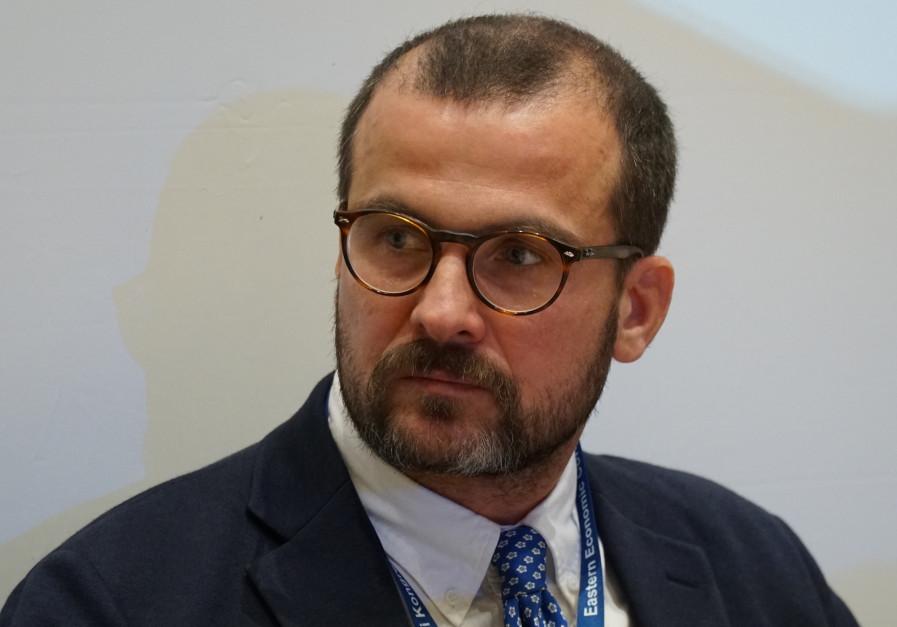 Kiejstut Żagun, dyrektor, szef zespołu ds. innowacji, ulg i dotacji w KPMG w Polsce. Fot. PTWP (Michał Oleksy)