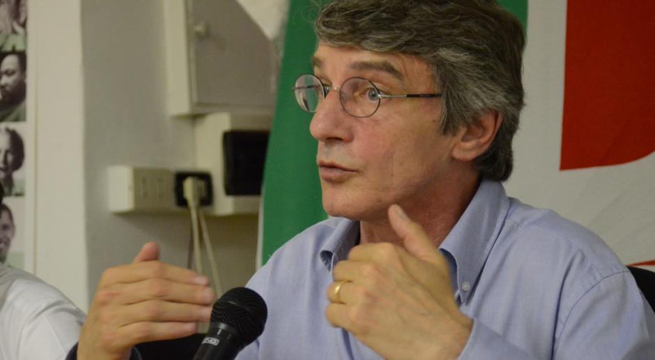 David Sassoli: zewnętrza interwencja w Białorusi nie do przyjęcia