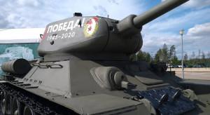 Rosyjska armia otrzymała pięć 60-letnich czołgów