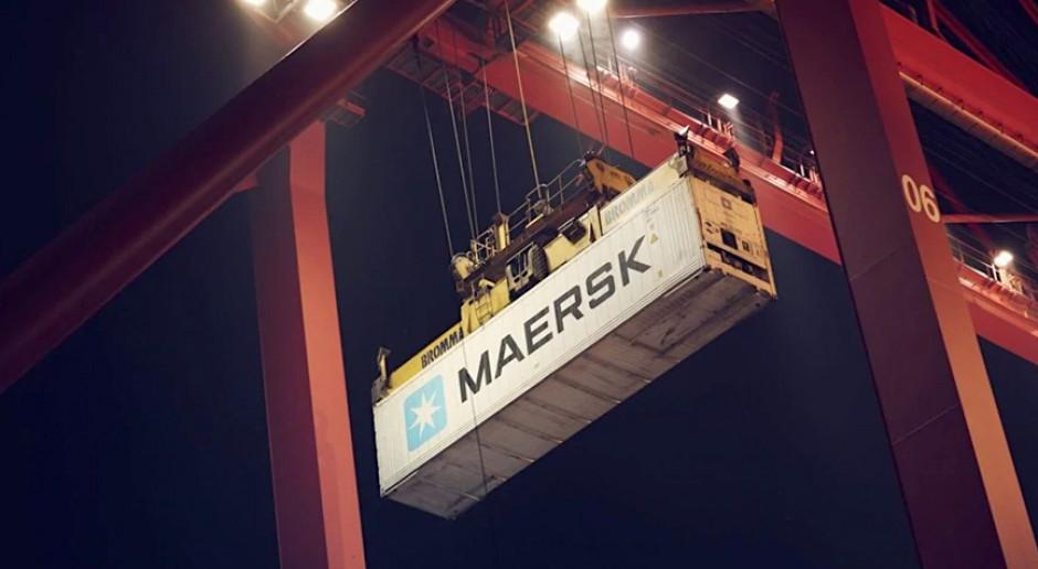 Świetne wyniki Maersk, ale... miało być lepiej