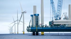 Spadek kosztów produkcji energii z morskich farm wiatrowych robi wrażenie