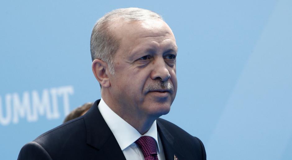 Prezydent Turcji ogłosił znalezienie wielkiego złoża gazu pod Morzem Czarnym