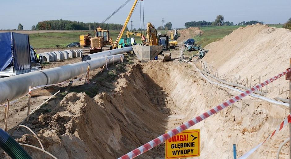 Koronawirus nie zatrzyma budowy gazociągów