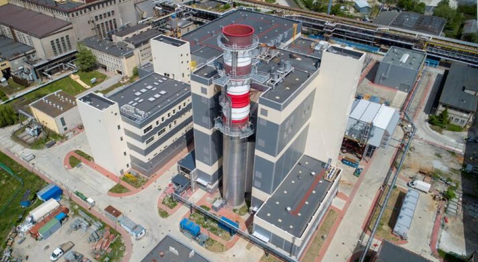 Blok gazowo-parowy w EC Stalowa Wola zsynchronizowany z siecią