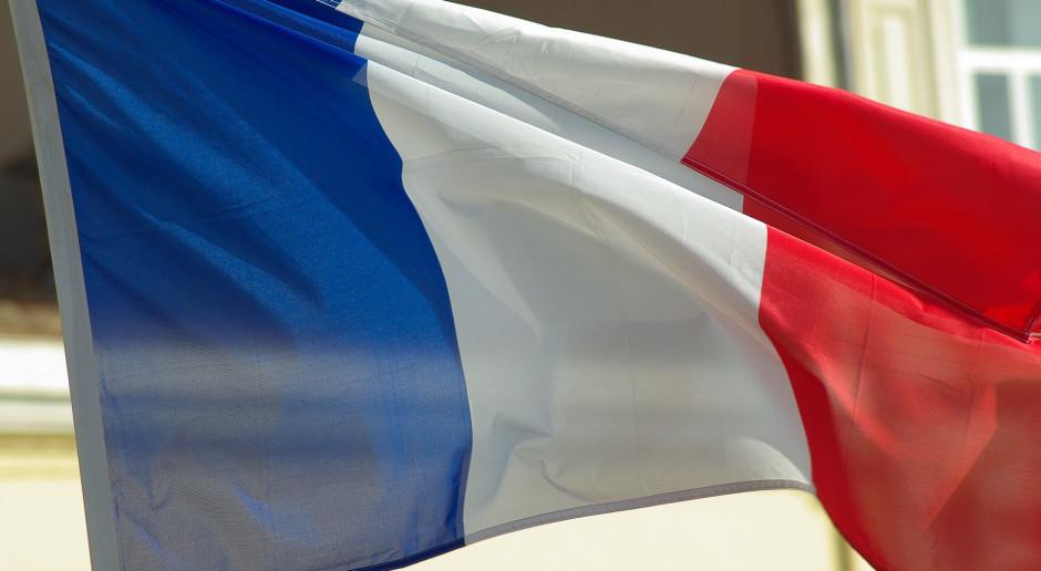 Rząd Francji nadal przewiduje, że gospodarka skurczy się o 11 proc.