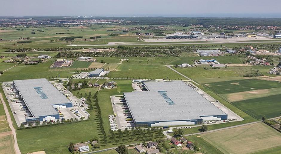 Pekaes wynajmie powierzchnię w Panattoni Park Gdańsk Airport