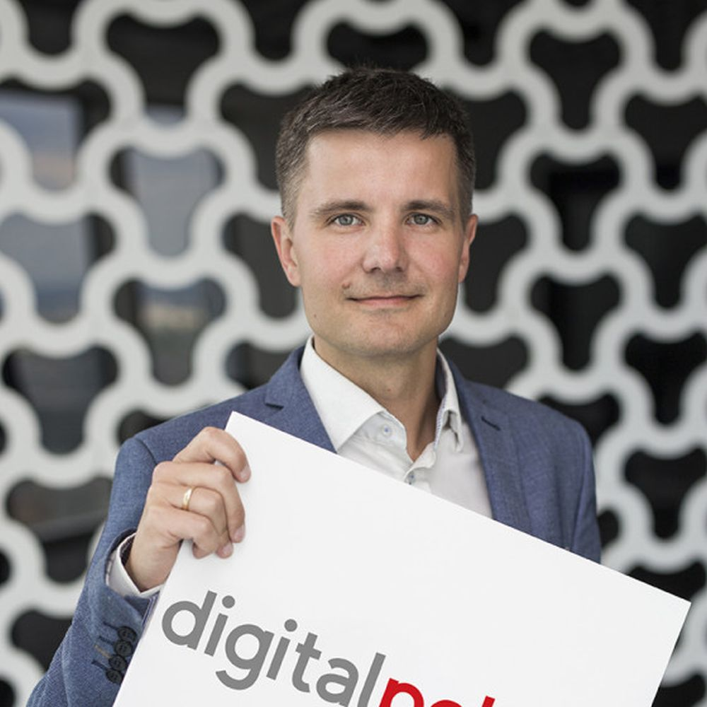 Obawiam się, że w przypadku szeroko zakrojonego cyberataku na Polskę ponieślibyśmy poważne szkody - mówi Piotr Mieczkowski (fot. Fundacja Digital Poland)