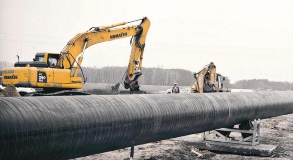 PERN rozpoczął w Płocku budowę odcinka rurociągu pod dnem Wisły