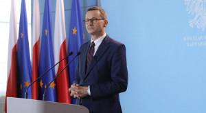 Mateusz Morawiecki: wzywamy Niemcy, by zrezygnowały z Nord Stream 2