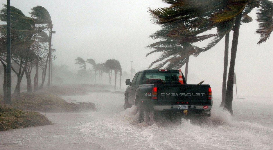 Trwa szacowanie strat po przejściu huraganu Laura w USA