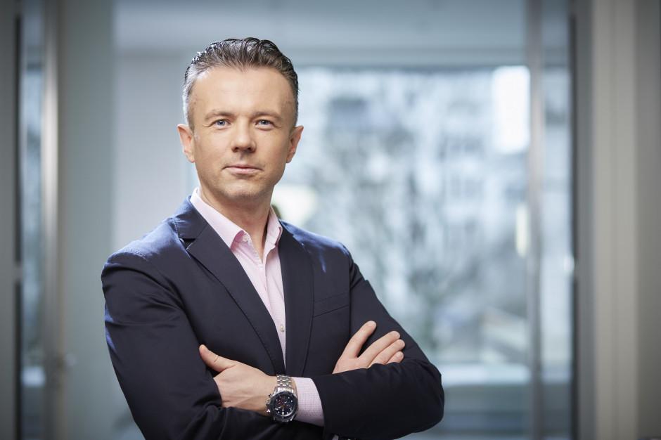 Zbigniew Kozłowski, partner w kancelarii prawnej DWF Poland. Fot. Mat. pras.