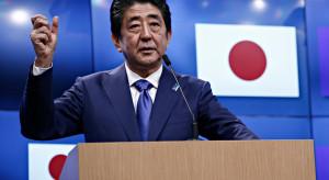 Premier Japonii Shinzo Abe ustąpi z urzędu