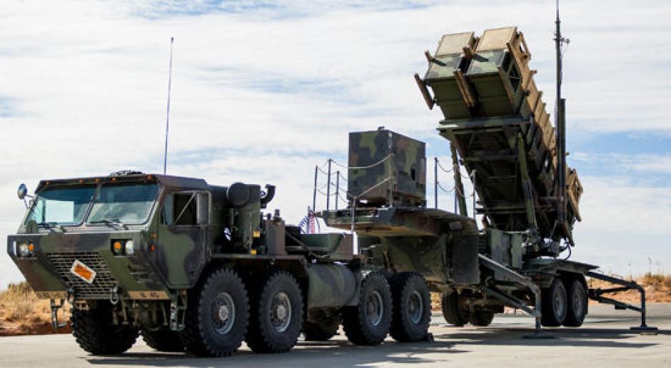 PGZ wyprodukuje pojazdy do transportu pocisków wyrzutni Patriot