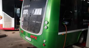Częstochowa testuje autobus elektryczny Autosana