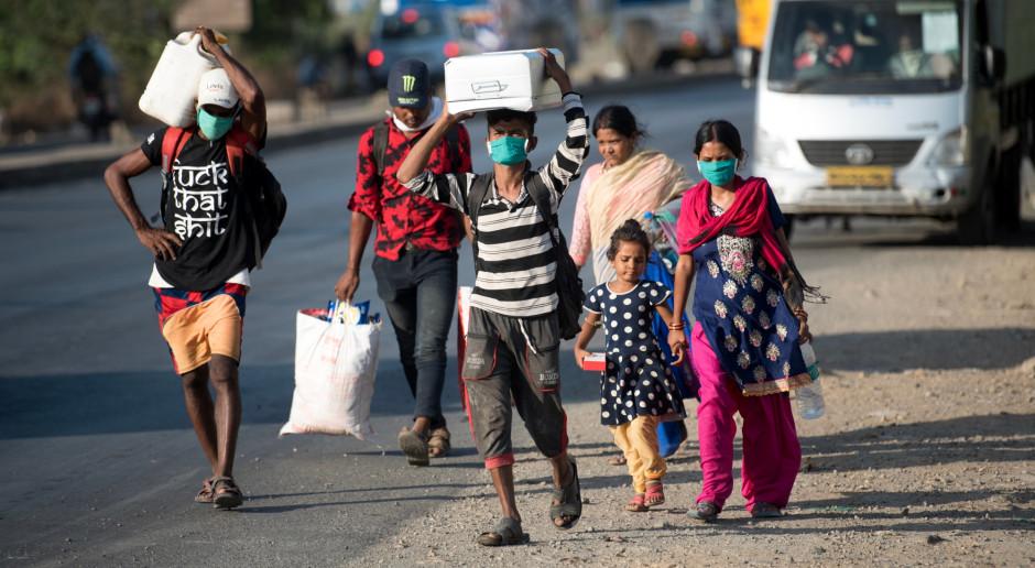 Najgorsze wyniki Indyjskiej gospodarki od 40 lat