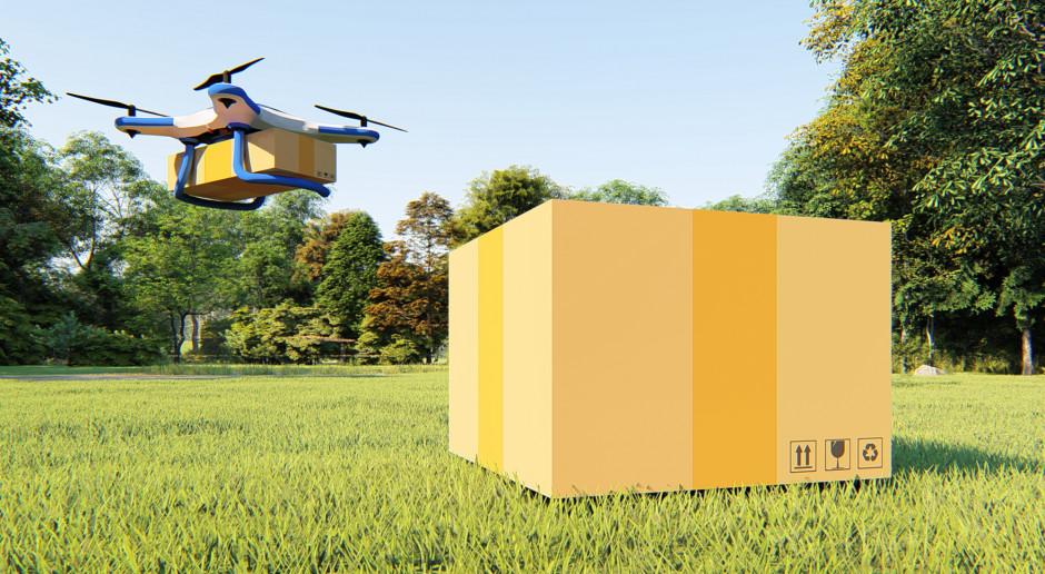 Amazon z pozwoleniem na uruchomienie dostaw za pomocą dronów w USA