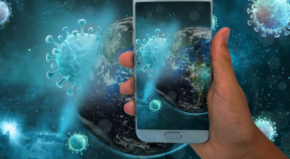 Ponad milion pobrań aplikacji do śledzenia koronawirusa w ciągu niespełna doby