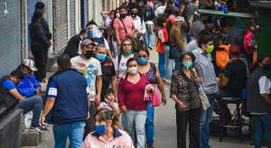 Meksyk: Prawie 5,5 tys. nowych zakażeń