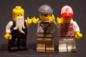Lego odporne na pandemię