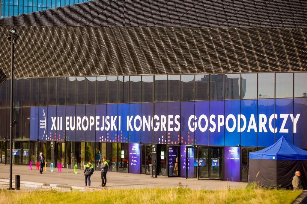 Europejski Kongres Gospodarczy w Katowicach (fot. PTWP)