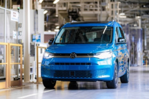 Volkswagen Poznań będzie produkował samochody Caddy California